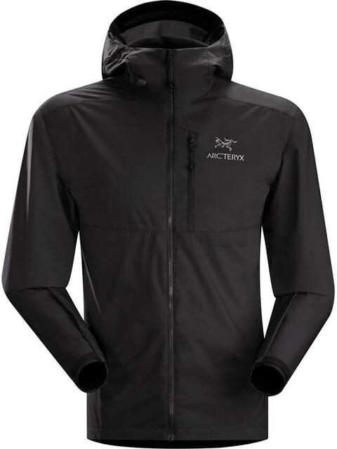 Arcteryx M's Squamish Hoody Black